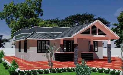 1450 sqft, 3 bhk Villa in Builder SkyLark Perumbavoor, Kochi at Rs. 36.0000 Lacs