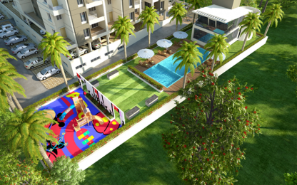564 sqft, 1 bhk Apartment in Majestique Oasis Wagholi, Pune at Rs. 24.5044 Lacs