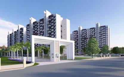984 sqft, 2 bhk Apartment in Pharande Woodsville Phase 3 Moshi, Pune at Rs. 57.0000 Lacs