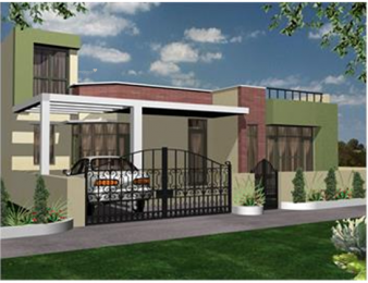 1650 sqft, 2 bhk IndependentHouse in Builder Project Info Valley, Bhubaneswar at Rs. 28.7250 Lacs