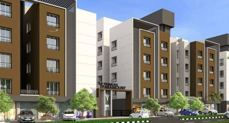 540 sqft, 1 bhk Apartment in PSY Pramukh Paramount Sargaasan, Gandhinagar at Rs. 51.0000 Lacs