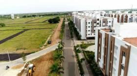 600 sq ft  Residential plot in Builder Golden investment plots in ETA Group