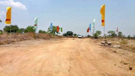 1350 sqft, Plot in Sark Green Residences Bhanur, Hyderabad at Rs. 10.5000 Lacs