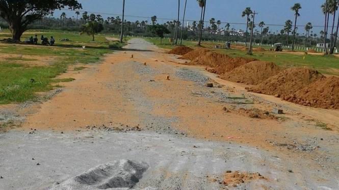 540 sqft, Plot in Sark Projects Builders Green Plains Adibatla, Hyderabad at Rs. 5.1000 Lacs