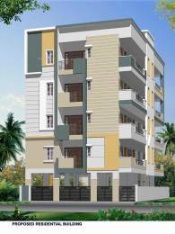 1375 sqft, 3 bhk Apartment in Builder Ravi Residency Banaswadi Chikka Banaswadi, Bangalore at Rs. 75.6250 Lacs