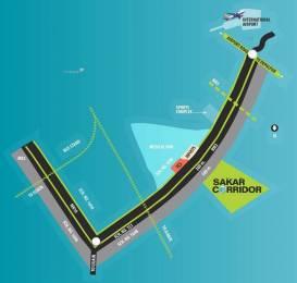 1320 sqft, Plot in Sakar Corridor Hatod, Indore at Rs. 21.8100 Lacs