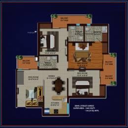 1445 sqft, 3 bhk Apartment in Migsun Kiaan Sector 14 Vasundhara, Ghaziabad at Rs. 72.2356 Lacs