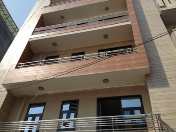 920 sq ft 3BHK 3BHK+2T (920 sq ft) + Pooja Room Property By Global Real Estate In Project, Uttam Nagar