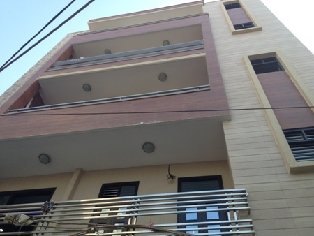 855 sq ft 3BHK 3BHK+2T (855 sq ft) + Pooja Room Property By Global Real Estate In Project, Uttam Nagar