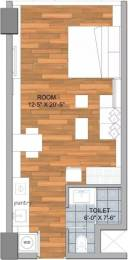 775 sqft, 1 bhk Apartment in AIPL Joy Street Sector 66, Gurgaon at Rs. 61.0000 Lacs