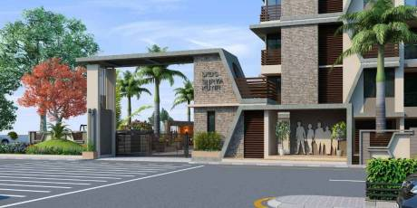 2115 sqft, 3 bhk Apartment in Shree SKDs Surya Kutir Naryanpura, Ahmedabad at Rs. 1.2455 Cr