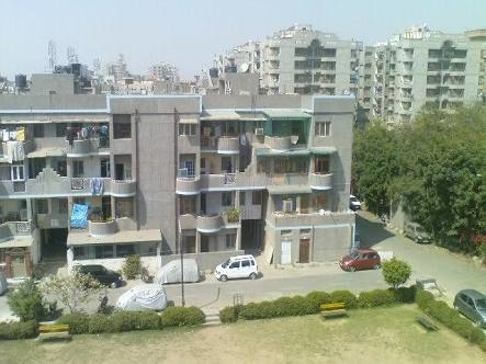 1150 sqft, 2 bhk Apartment in Builder doctors pocket sector 6 Dwarka New Delhi 110075, Delhi at Rs. 95.0000 Lacs