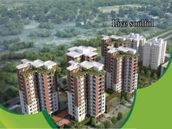 1550 sqft, 3 bhk Apartment in Builder Emami Swan Court New Town, Kolkata at Rs. 70.0000 Lacs