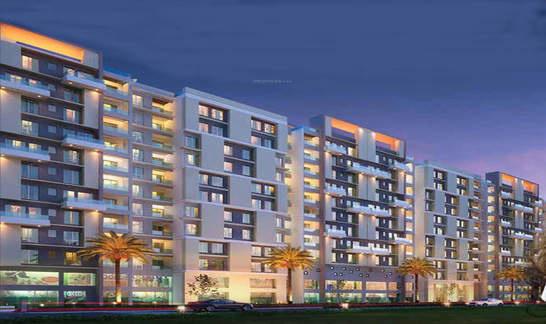 595 sqft, 2 bhk Apartment in Builder merlin maximus Sodepur, Kolkata at Rs. 21.5000 Lacs