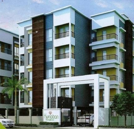 985 sqft, 2 bhk Apartment in Northland Anandoloke Kunjaban Dum Dum, Kolkata at Rs. 31.5200 Lacs