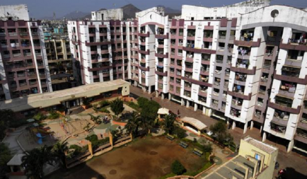 995 sqft, 3 bhk Apartment in Builder Rashmi Residency Vasai East Vasai East Link Road, Mumbai at Rs. 48.0000 Lacs