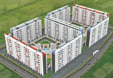 715 sqft, 2 bhk Apartment in Kumar Pebble Park Hadapsar, Pune at Rs. 41.0000 Lacs