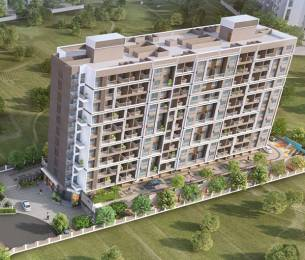 600 sqft, 1 bhk Apartment in Shroff Signature Heights Wakad, Pune at Rs. 42.0000 Lacs