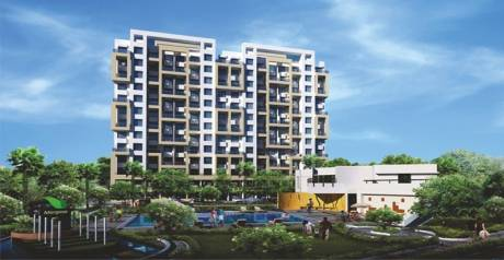 785 sqft, 2 bhk Apartment in Kolte Patil Florence NIBM Annex Mohammadwadi, Pune at Rs. 80.0000 Lacs