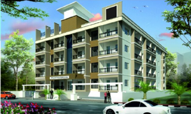 1281 sqft, 2 bhk Apartment in Builder pujitha orchid KR Puram, Bangalore at Rs. 41.6325 Lacs