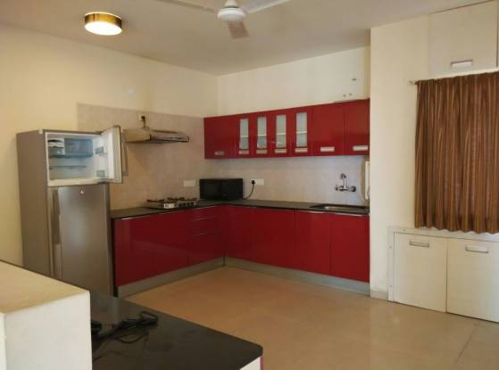 1600 sqft, 3 bhk Apartment in Shree Bal Kapil Malhar Baner, Pune at Rs. 35000