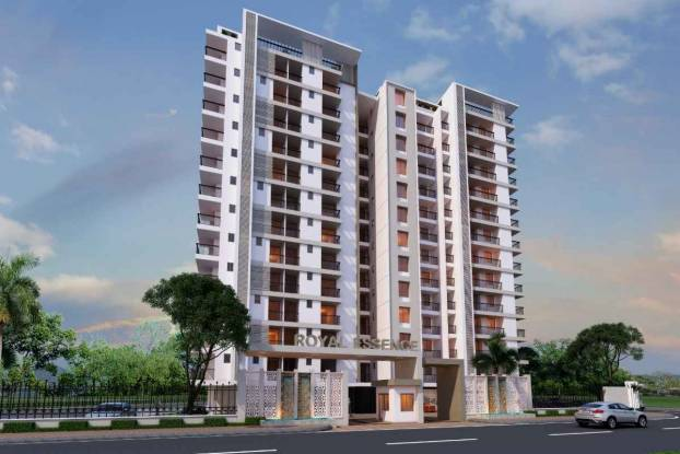 1504 sqft, 3 bhk Apartment in Kotecha Royal Essence Vaishali Nagar, Jaipur at Rs. 54.1440 Lacs