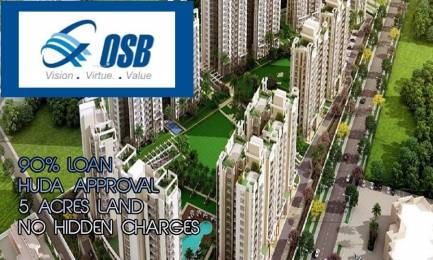 900 sqft, 2 bhk Apartment in Builder osb sec 69 Sohna Road Sector 69, Gurgaon at Rs. 22.5000 Lacs