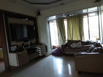 1400 sqft, 3 bhk Apartment in Reputed Golden Park Thane West, Mumbai at Rs. 38000