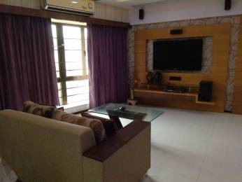 1280 sqft, 3 bhk Apartment in Cosmos Horizon Thane West, Mumbai at Rs. 45000