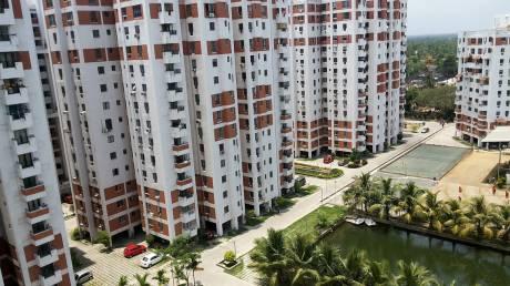1228 sqft, 3 bhk Apartment in Pioneer Genexx Valley Joka, Kolkata at Rs. 13500