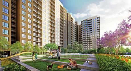 898 sqft, 2 bhk Apartment in PS The 102 Joka, Kolkata at Rs. 28.2800 Lacs
