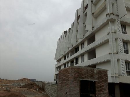 1500 sqft, 3 bhk Apartment in Builder Project Kondapur, Hyderabad at Rs. 58.0000 Lacs