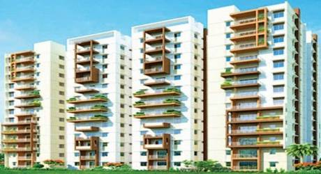 1405 sqft, 3 bhk Apartment in Accurate Wind Chimes Narsingi, Hyderabad at Rs. 71.5145 Lacs