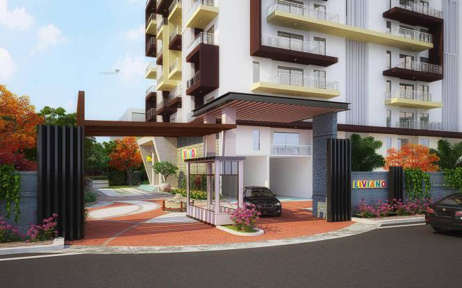 2540 sqft, 4 bhk Apartment in Ashoka Liviano Narsingi, Hyderabad at Rs. 1.1430 Cr