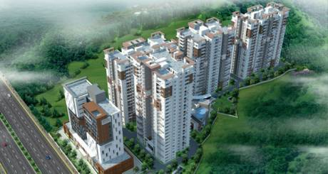 1865 sqft, 3 bhk Apartment in Salarpuria Sattva Magnus Shaikpet, Hyderabad at Rs. 1.0500 Cr