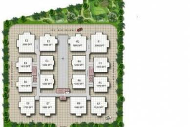 1250 sqft, 2 bhk Apartment in Rajapushpa The Retreat Kokapet, Hyderabad at Rs. 43.7500 Lacs