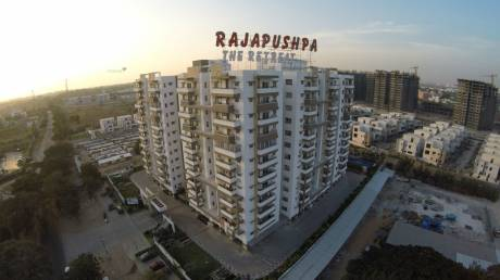 1420 sqft, 3 bhk Apartment in Rajapushpa The Retreat Kokapet, Hyderabad at Rs. 49.7000 Lacs
