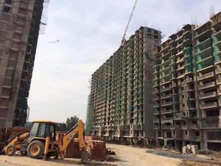 2400 sqft, 3 bhk Apartment in ATS Casa Espana Apartment Sector 121 Mohali, Mohali at Rs. 1.1000 Cr