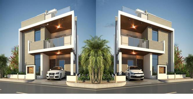 1500 sqft, 2 bhk IndependentHouse in Builder nandanavanama satvika Duvvada, Visakhapatnam at Rs. 35.0000 Lacs