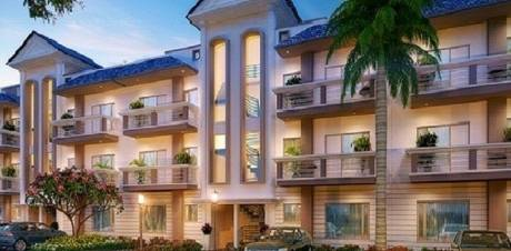 1477 sqft, 3 bhk BuilderFloor in GBP Camellia Daun Majra, Mohali at Rs. 37.8000 Lacs