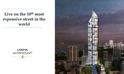 2403 sqft, 4 bhk Apartment in Builder Lodha Altamount Altamount Road Altamount Road, Mumbai at Rs. 34.4000 Cr