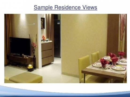1134 sqft, 2 bhk Apartment in Lodha Palava Lakeshore Greens Dombivali, Mumbai at Rs. 71.8100 Lacs