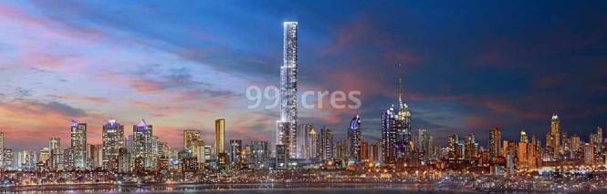 4118 sqft, 4 bhk Apartment in Lodha World Crest Lower Parel, Mumbai at Rs. 16.5000 Cr
