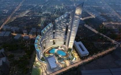 1204 sqft, 2 bhk Apartment in Builder Lodha Allura The Park at Worli Worli, Mumbai at Rs. 4.7000 Cr