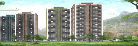 741 sqft, 2 bhk Apartment in Wadhwa Wise City Panvel, Mumbai at Rs. 45.0000 Lacs