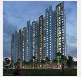 864 sqft, 2 bhk Apartment in Runwal My City Phase II Cluster 4 Dombivali, Mumbai at Rs. 55.1239 Lacs