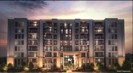 1230 sqft, 2 bhk Apartment in Lodha Sterling Thane West, Mumbai at Rs. 1.6400 Cr