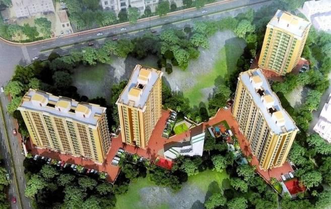 1060 sqft, 3 bhk Apartment in Arkade Art Mira Road East, Mumbai at Rs. 76.3251 Lacs