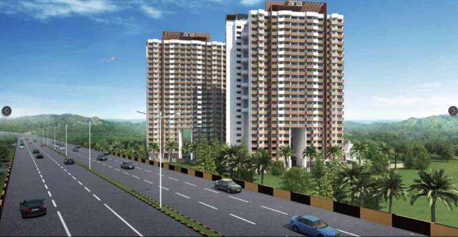 890 sqft, 2 bhk Apartment in ANA Avant Garde Phase 1 Mira Road East, Mumbai at Rs. 66.7521 Lacs