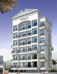 700 sqft, 1 bhk Apartment in Apollo Builders Mumbai 2 Kharghar, Mumbai at Rs. 61.0000 Lacs